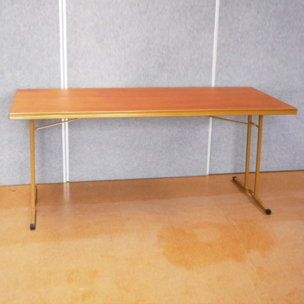 Trestle Table 6 Of 8 Foot